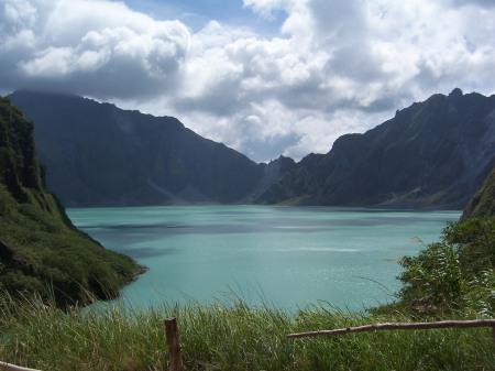 paraiso sa bundok ng pinatubo